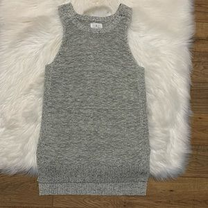 LOu & Grey Sweater Tank Tunic